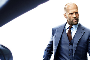Jason Statham As Deckard Shaw In Hobbs And Shaw 4K Wallpaper