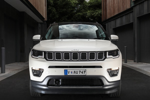 Jeep Compass Limited AU 4k