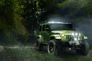 Jeep Led Headlight