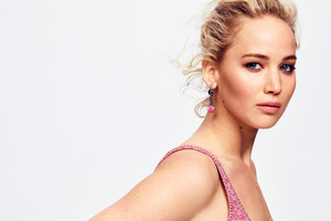 Jennifer Lawrence Dior 4k