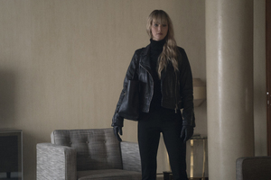 Jennifer Lawrence In Red Sparrow 2018 Movie