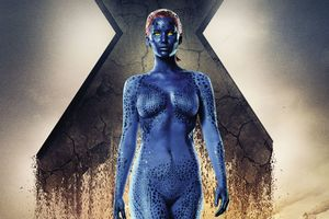 Jennifer Lawrence In X Men Apocalyspe Wallpaper