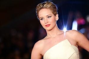 Jennifer Lawrence On Premiere