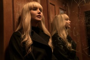 Jennifer Lawrence Red Sparrow Wallpaper