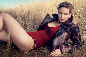 Jennifer Lawrence Vogue