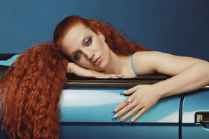 Jess Glynne 2019 Wallpaper