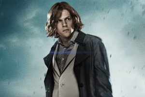 Jesse Eisenberg As Lex Luthor Wallpaper