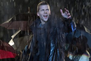 Jesse Eisenberg Now You See Me 2
