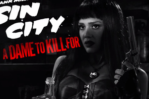 Jessica Alba In Sin City 2
