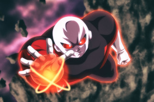 Jiren Full Power Blast Wallpaper