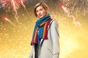 Jodie Whittaker In Doctor Who 4k Wallpaper