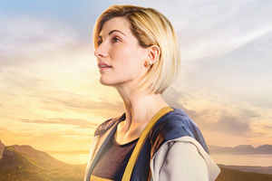 Jodie Whittaker In Doctor Who Season 11