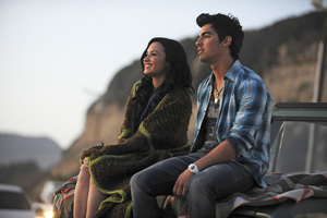 Joe Jonas And Demi Lovato 4k