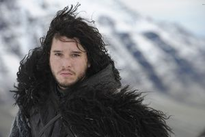 John Snow In Game Of Thrones
