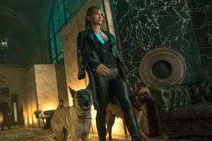 John Wick 3 Movie Halle Berry Wallpaper