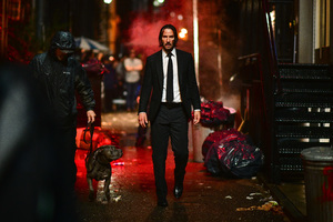 John Wick 3 Parabellum Movie 2019 8k Wallpaper