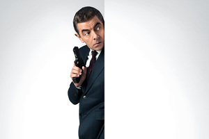 Johnny English Strikes Again 5k Poster