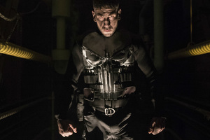 Jon Bernthal As Punisher Wallpaper