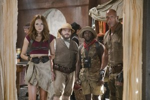 Jumanji Welcome To The Jungle Movie 2018