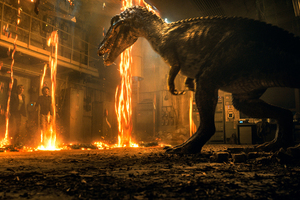 Jurassic World Fallen Kingdom 2018 Baryonyx 4k