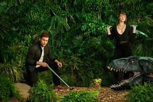 Jurassic World Fallen Kingdom In Entertainment Weekly