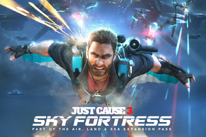 Just Cause 3 Game HD Wallpaper