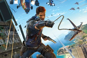Just Cause 3 Game Wallpaper