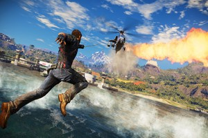 1366x768 Just Cause 3