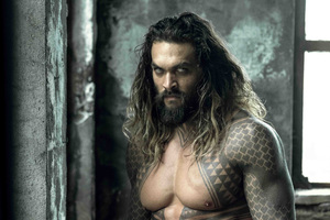 Justice League Aquaman Shirtless 5k