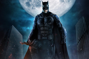 Justice League Batman The Dark Knight Fan Art