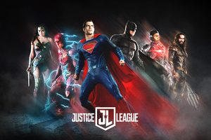 Justice League Fanart 8k