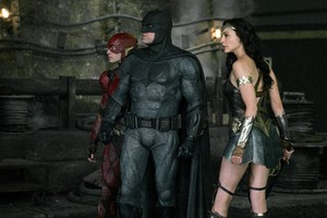 Justice League Wonder Woman Flash And Batman