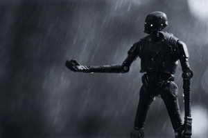 K 2SO Star Wars Wallpaper
