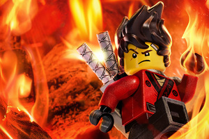 KAI The LEGO Ninjago Movie
