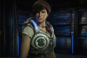 Kait Diaz Gears of War 4