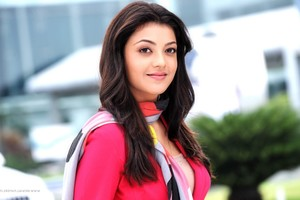 Kajal Agarwal 2 Wallpaper