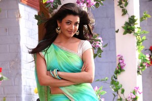 Kajal Agarwal 3 Wallpaper
