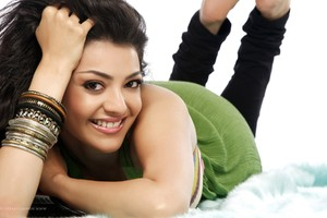Kajal Agarwal 4 Wallpaper