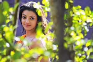 Kajal Agarwal 6 Wallpaper