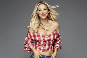 Kaley Cuoco 4k Wallpaper