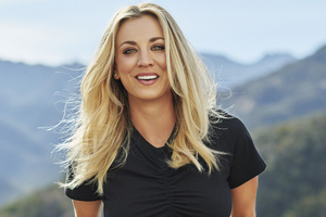 Kaley Cuoco 5k Wallpaper