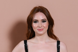 Karen Gillan On Premiere 4k Wallpaper