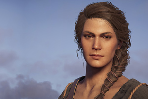 Kassandra Assassins Creed Odyssey