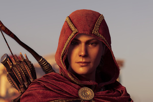 Kassandra In Assassins Creed Odyssey 4k