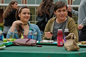 Katherine Langford In Love Simon 2018 Movie