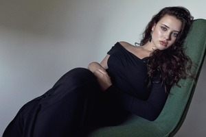 Katherine Langford Vogue 2018