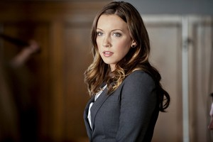 Katie Cassidy In Arrow