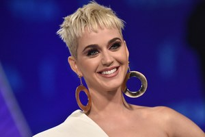 Katy Perry 5k 2018 Wallpaper
