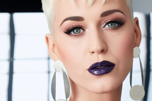 Katy Perry Cover Girl 2018 Wallpaper
