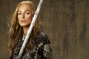 Keira Knightley as Elizabeth Swann